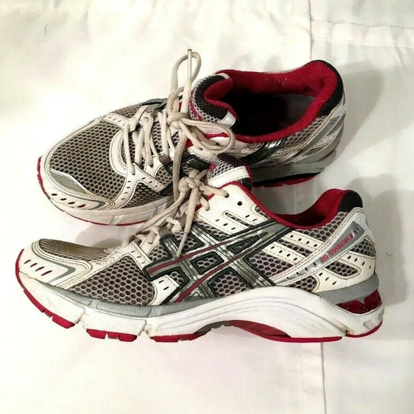 ASICS Gel Foundation 10 WOMENS SIZE 8.5 PinkWhite